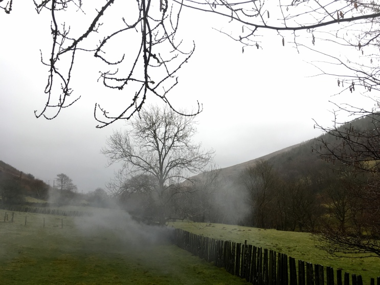 Corris, Wales